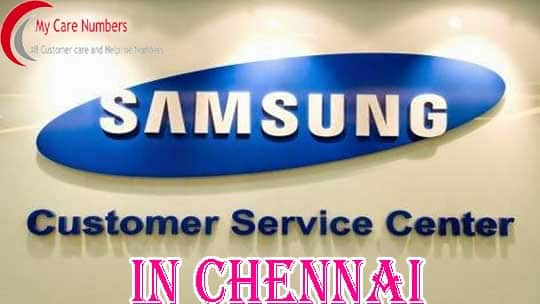 Samsung Service Center in Chennai