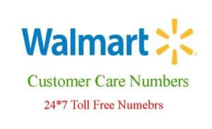 walmart customer service number