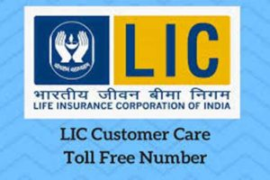 LIC Toll Free Number