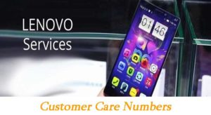 Lenovo Customer Care Number