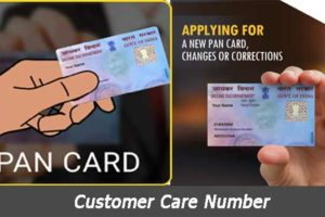 PAN Card Customer Care