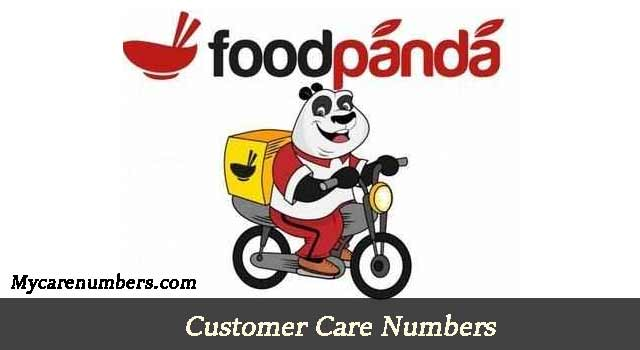 foodpanda customer care