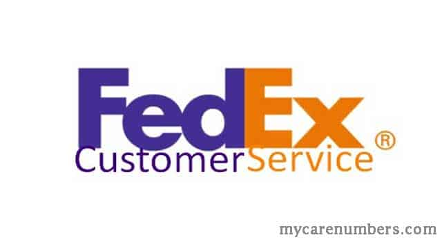 FedEx Customer Care Number