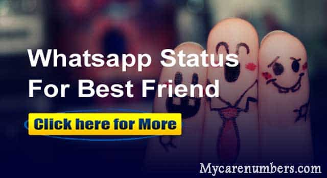 Whatsapp Status for Friends