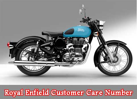 royal enfield customer care number