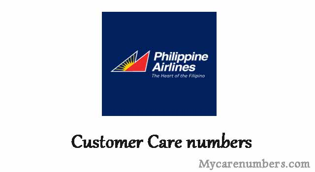Philippine Airlines Contact Number